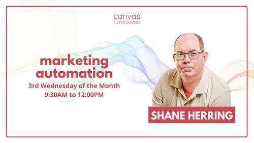 Ask An Expert - Marketing Automation with Shane Herring image