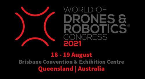 World of Drones and Robotics Congress 2021 image