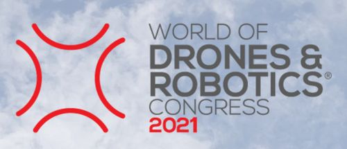 World of Drones & Robotics Congress 2021: 18-19 August image