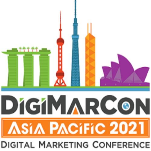 DigiMarCon Asia Pacific 2021 · Digital Marketing, Media and Advertising Conference · September 15 - 16, 2021 · Online: Live & On Demand image