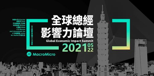 2021 全球總經影響力論壇 Global Economic Impact Summit image
