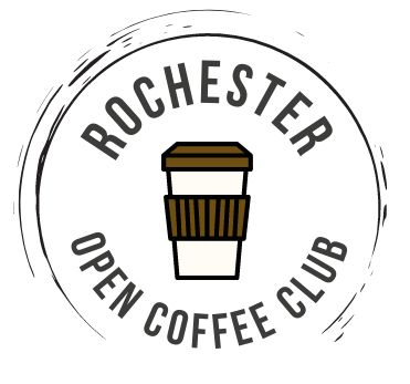 Rochester Open Coffee Club featuring Jennifer Byrnes (Business Insight Center) and Kate Meddaugh (Carlson Center for Intellectual Property) from the Central Library of Rochester & Monroe County image