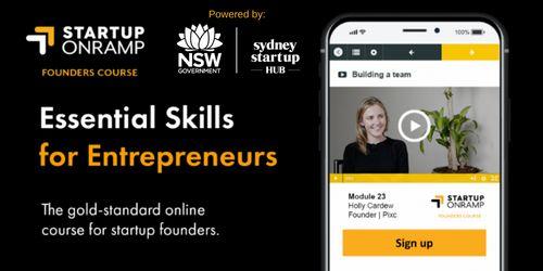Support for budding Regional Entrepreneurs! image