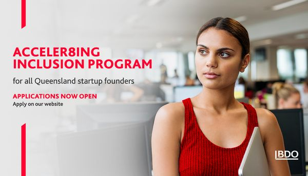 Business of Entrepreneurship Program - Acceler8ing Inclusion Program image