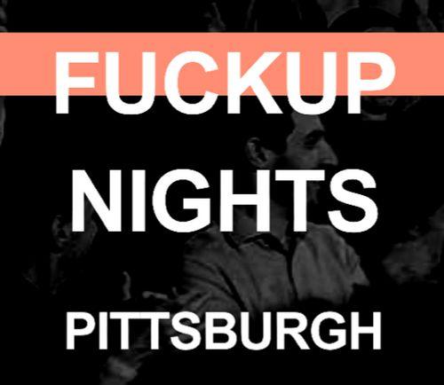 Fuckup Nights - Pittsburgh image