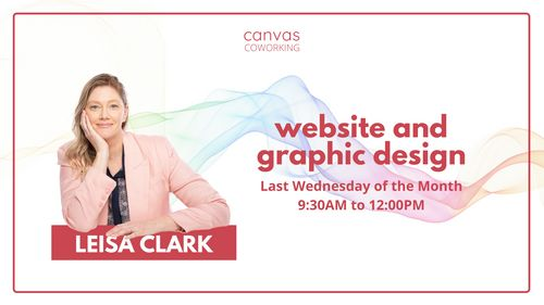 Ask An Expert - Leisa Clark - Web and Graphic Design image