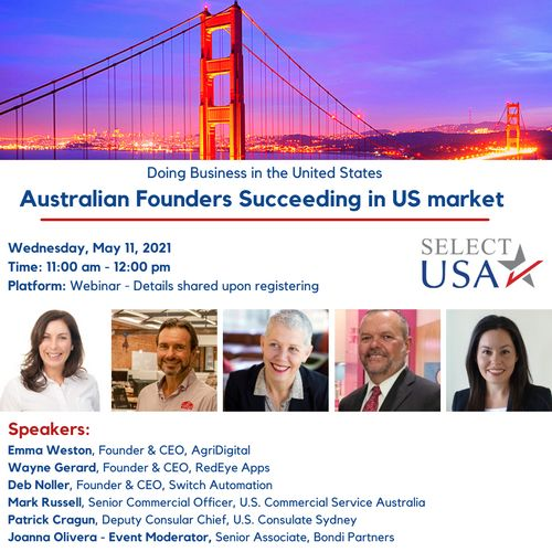 Doing Business the USA - Australian founders share their US expansion story image