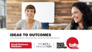 Ideas to Outcomes - online & in-person avatar