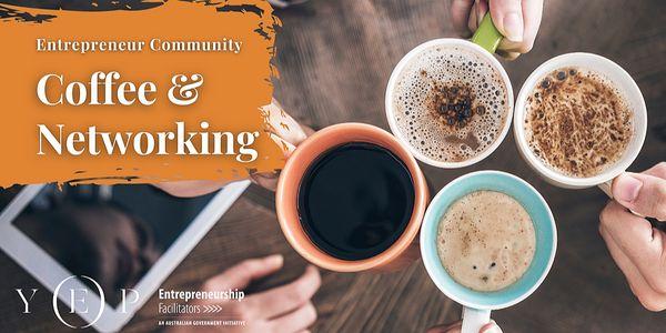 Entrepreneur Community Coffee & Networking image