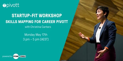 Pivott Workshop - Skills Mapping for Career Pivot image