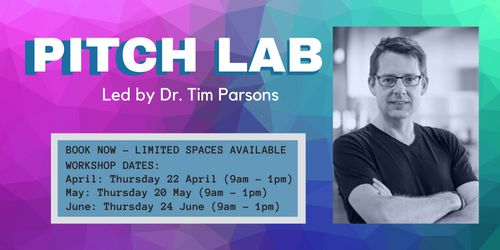 Pitch Lab | Thu 20 May image