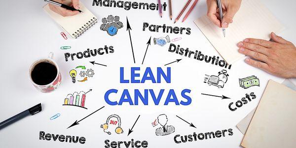 Digital Lean Canvas Workshops image