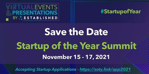 Startup of the Year Summit 2021 image