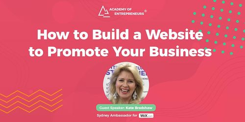 How to Build a Website to Promote Your Business image