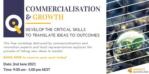 Innovate Queensland Commercialisation & Growth Workshop — Chinchilla image
