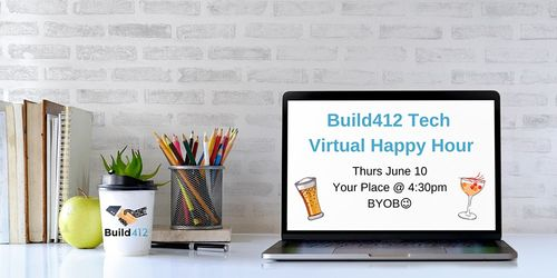 Pittsburgh Tech Happy Hour - June image