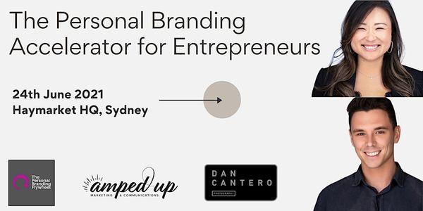 The Personal Branding Accelerator for Entrepreneurs image