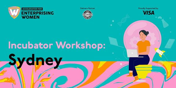 Incubator Workshop for Women 18-24 image