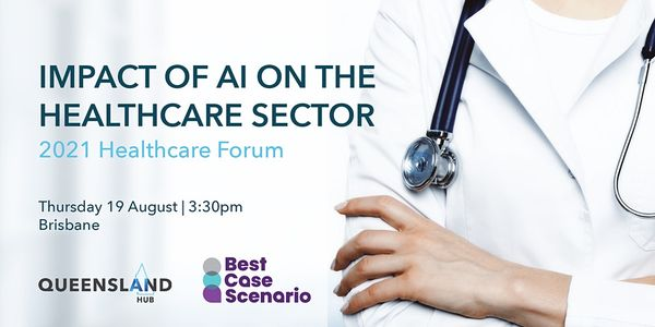 IMPACT OF AI ON THE HEALTHCARE SECTOR image