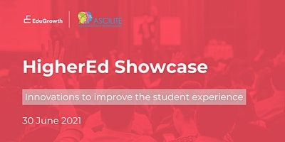 HigherEd Showcase: Innovations to improve the student experience image