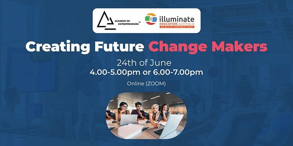 Creating Future Change Makers image